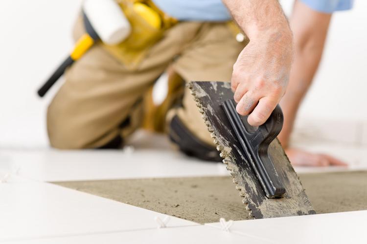 Ganz ohne Estrich – Ultraflache Fußbodenheizung von Gutjahr